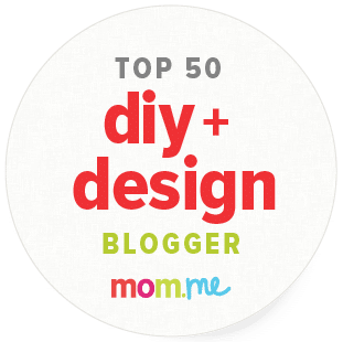 Top 50 DIY & Design Blogger