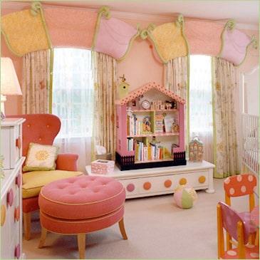 Whimsical & Tasteful Children's Rooms