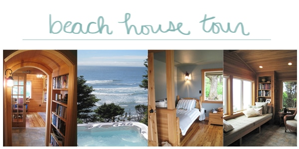 Cannon Beach House Tour Arch Cape - The Inspired Room