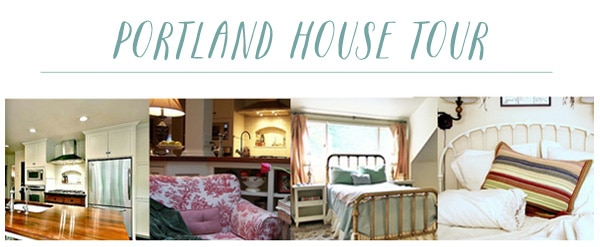 Portland House Tour - English Tudor - The Inspired Room