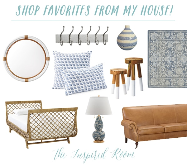 Shop My House - The Inspired Room Style
