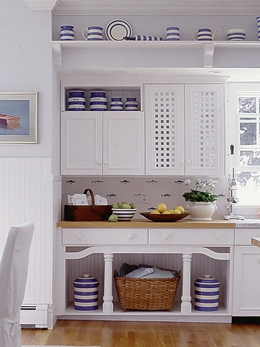 coastal kitchen inspiration