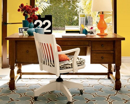 5 Steps To Start Organizing Your Home Office