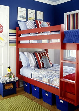Children's Rooms: Decorating & Organizing Tips