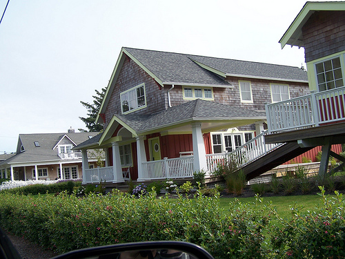 Drive By: Beach Cottages