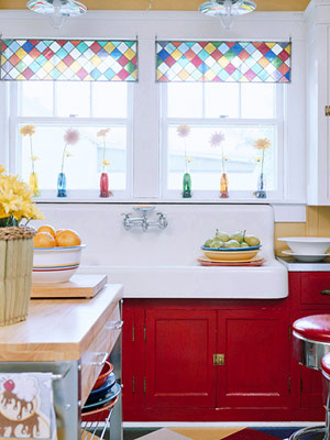 Inspiration for Creative & Unique Kitchens