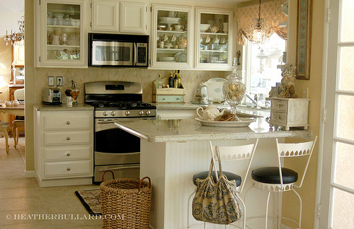 A Charming Kitchen Re-do