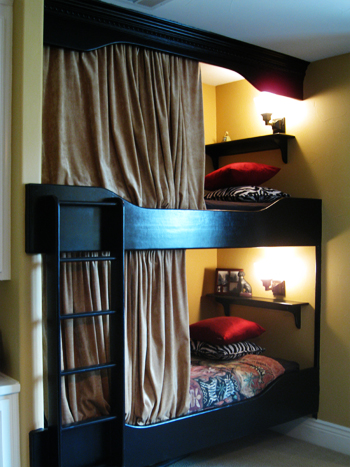 Guest Bunks Making The Best Use Of Small Spaces The