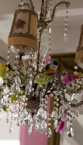 Spring-ify your Chandelier