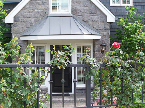 Entrances & Gates: Curb Appeal Gates!
