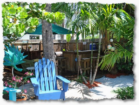 Creating Your Own Tropical Backyard Vacation | The ... on Tropical Backyard  id=22567