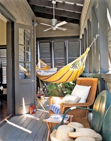 summer hammock