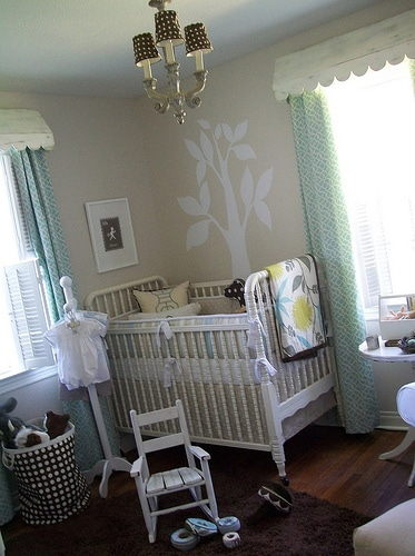 Baby's Room: Nesting