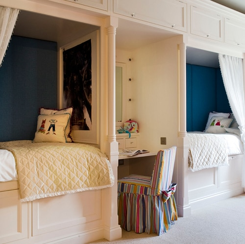 Sharing Bedroom: Children's Bedrooms: Sharing Space