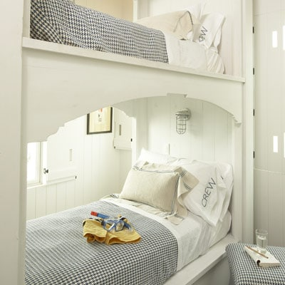 Children's Bedrooms: Sharing Space