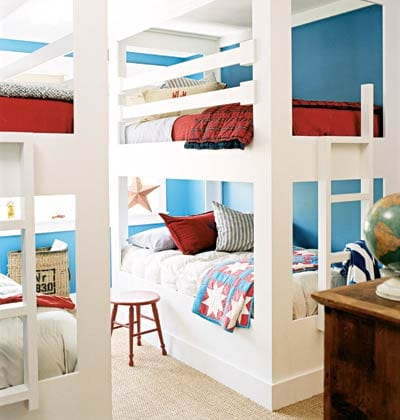 Children\'s Bedrooms: Sharing Space - The Inspired Room