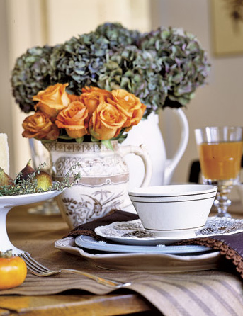 Natural Elements for Fall Decorating