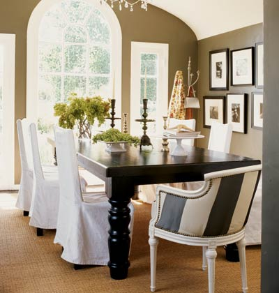 Get Your Dining Room Spiffed Up And Ready For The Holidays