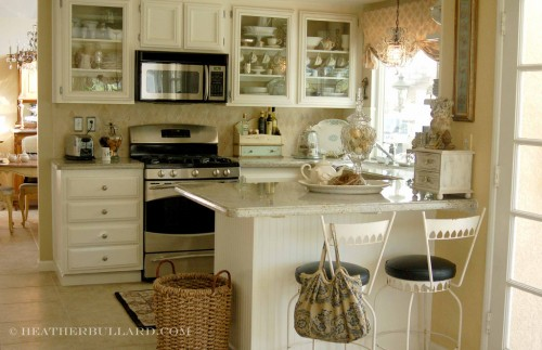 white kitchen heather bullard