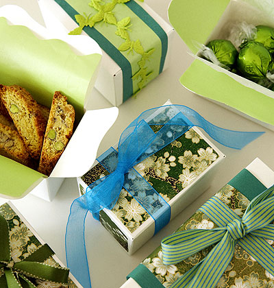 Use What You Have: <br> Creative Gift Bags & Boxes