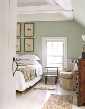 mint walls