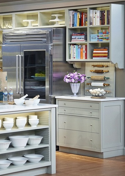 martha stewart kitchen gray cabinets