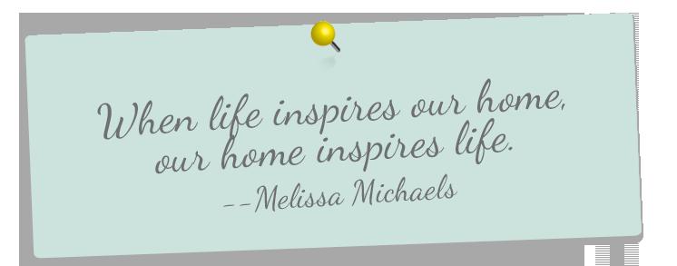Home Blog {Inspiration}