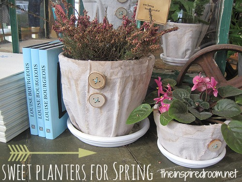 Sweet, Simple & Crafty Spring Idea from Anthropologie