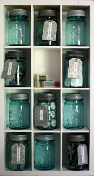 Craft Room Organization & Ideas