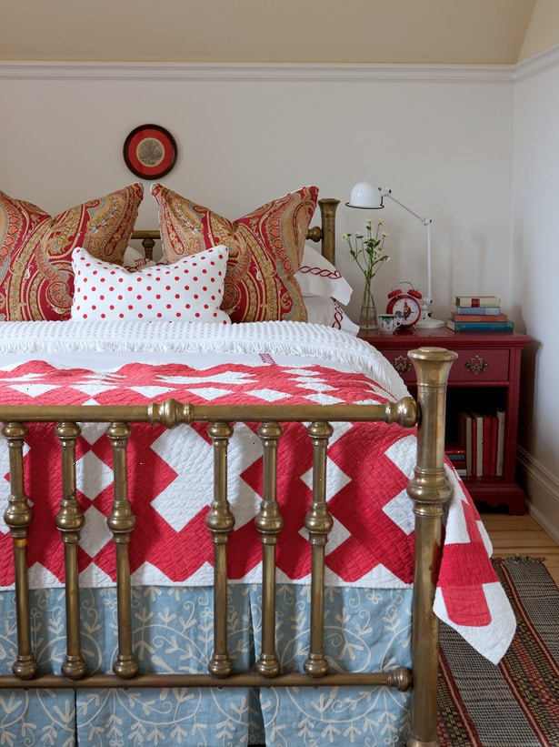 Decorating with Color & Pattern {Sarah's House}
