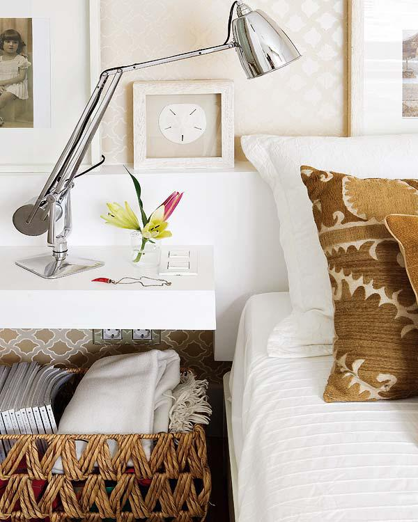 Guest Bedroom Nightstand