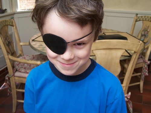 Activity for Kids: Pirate Scavenger Hunt