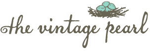 The Vintage Pearl $75 Gift Certificate Giveaway!
