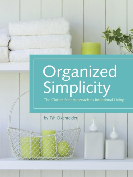 Organized Simplicity {and a giveaway}
