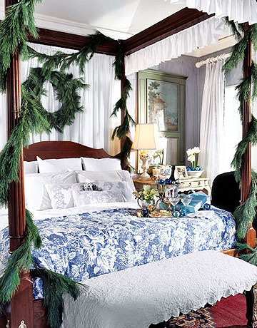 A Touch of Christmas in Every Room!