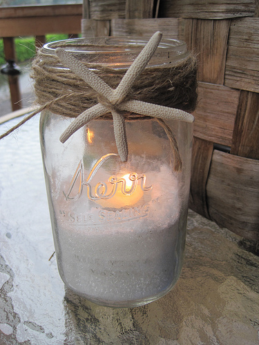 wedding mason jars