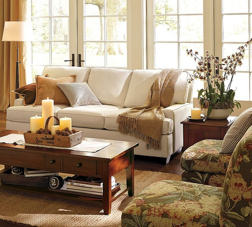Decorating a coffee table Coffee table decorating ideas