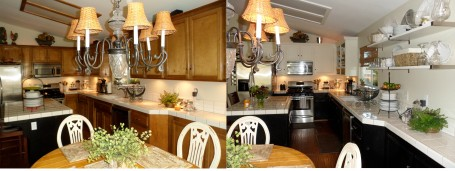 Kitchen Makeovers Before And After room decorating before and after makeovers
