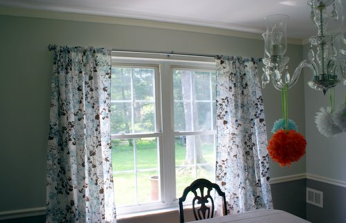 Twin Sheet Curtains My Life And Kids The Inspired Room