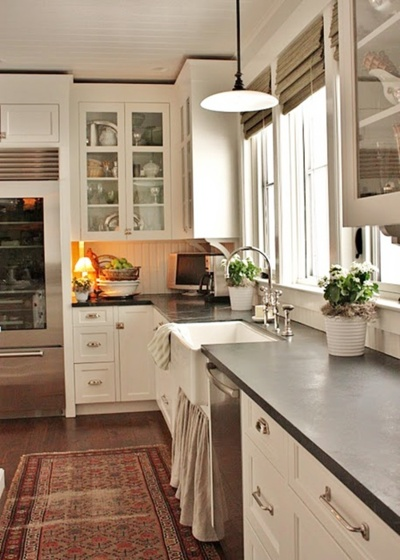 Inspiring Finds:: Amazing kitchens and more!
