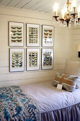 Diy Tip Framing Prints The Inspired Room
