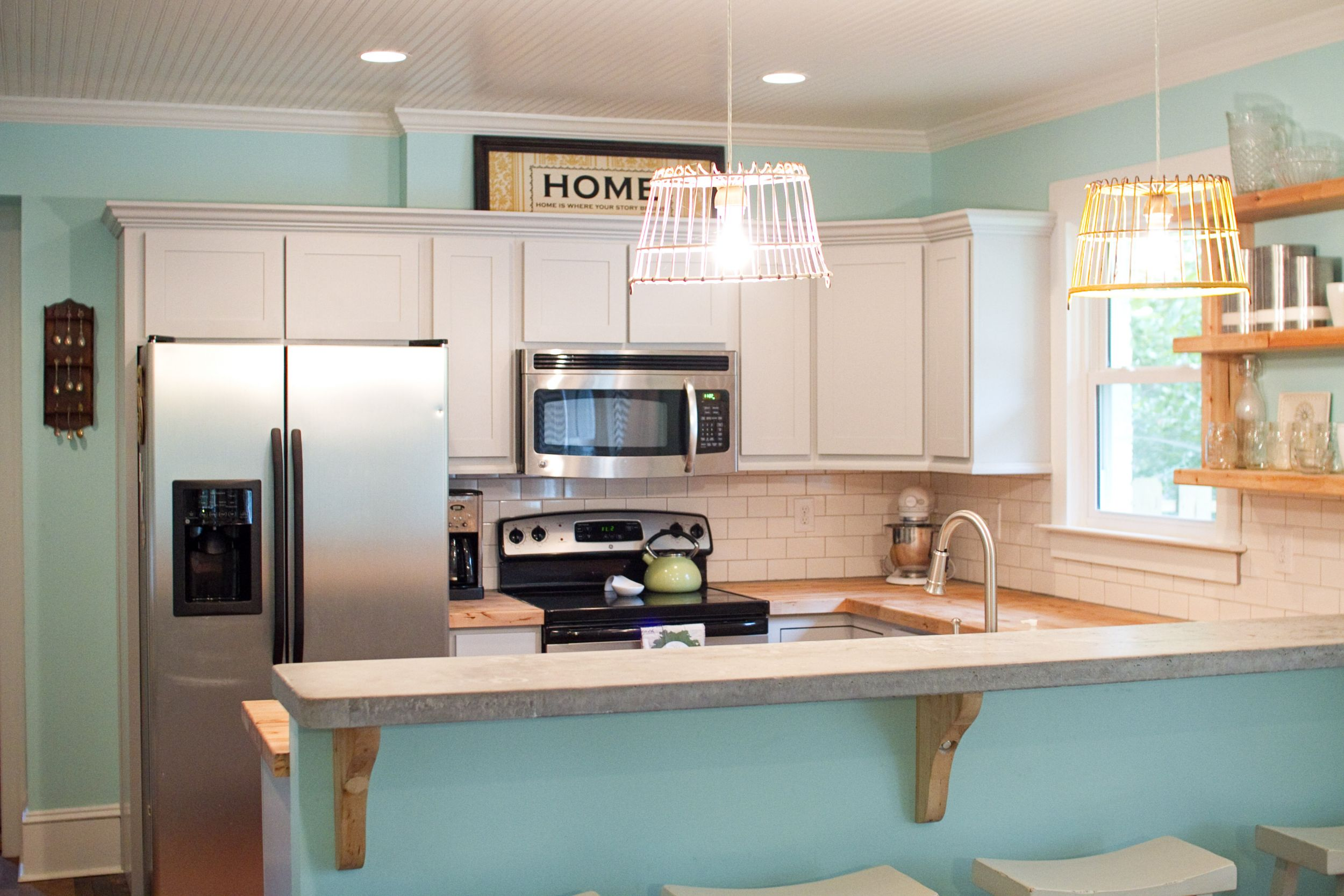 Room decorating before and after makeovers How to redesign your kitchen