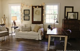 Studio Tour {Maple and Magnolia}