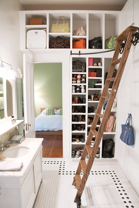 Simple Closet Makeover & The What Not To Do List