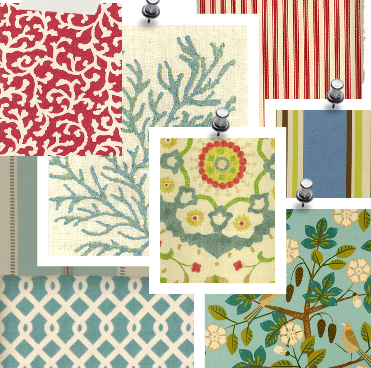 Finding Inspiration: Fabric