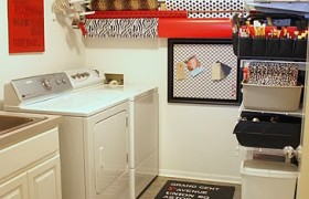 The Exchange Laundry Room Craft Room Tour