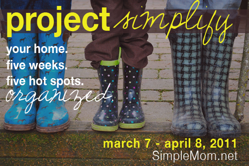 Project Simplify: Decluttering the Hot Spots