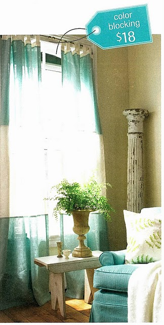 Cute Striped Curtains Adding Length Amp Customizing Store