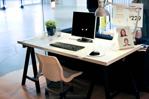 Shopping At IKEA For A New Home Office! {And Tips For Newbie IKEA Shoppers