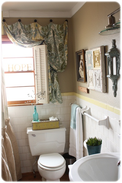 Room decorating before and after makeovers - How to design a small bathroom ...